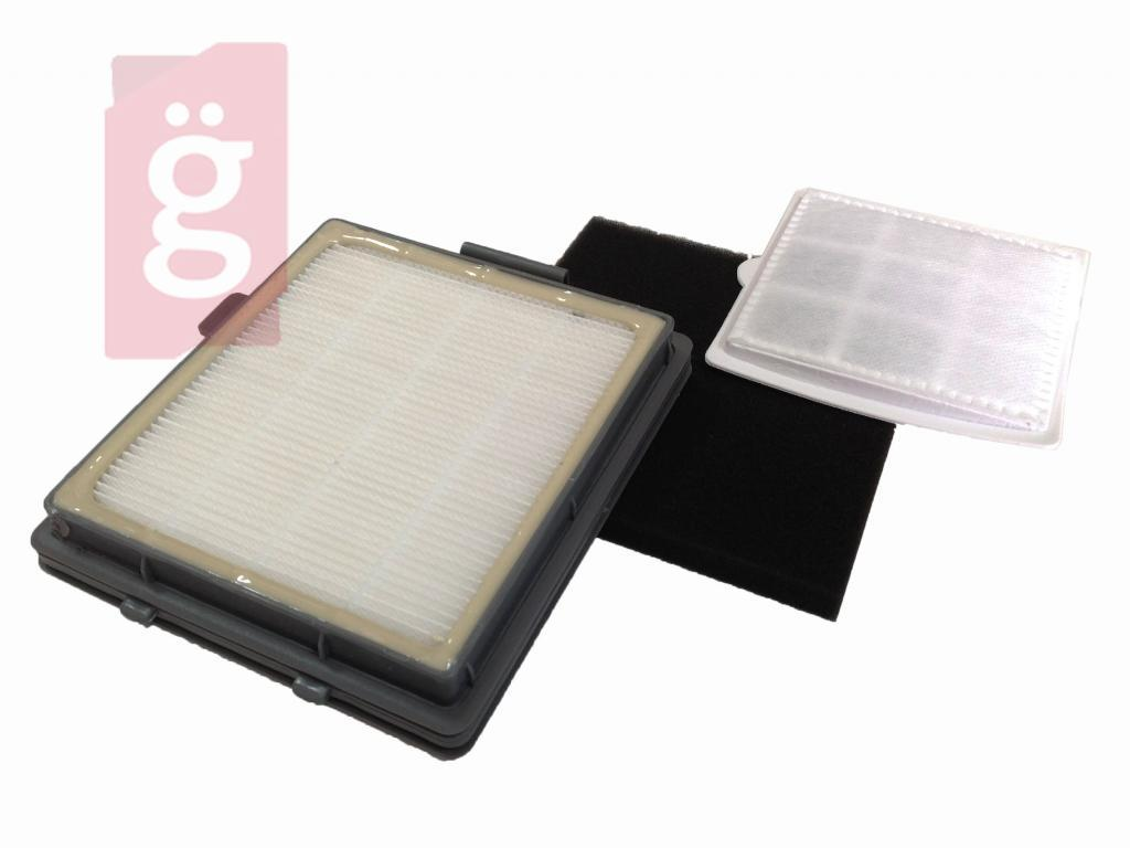 Kép a(z) Porszívó Hepa Filter/Szűrő készlet Sencor SVX003HF/ SVC 1010/1011 Forte Porszívóhoz (MOSHATÓ) nevű termékről