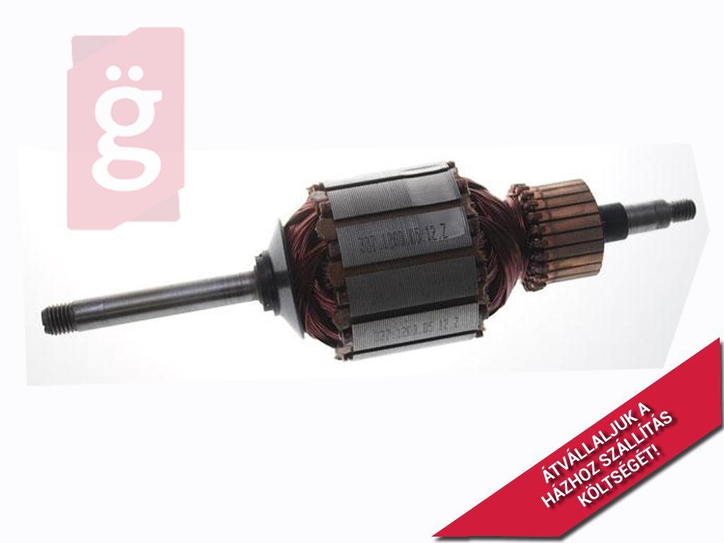 Kép a(z) Zelmer 337.1200 Porszívó Motor Forgórész 00756314 nevű termékről