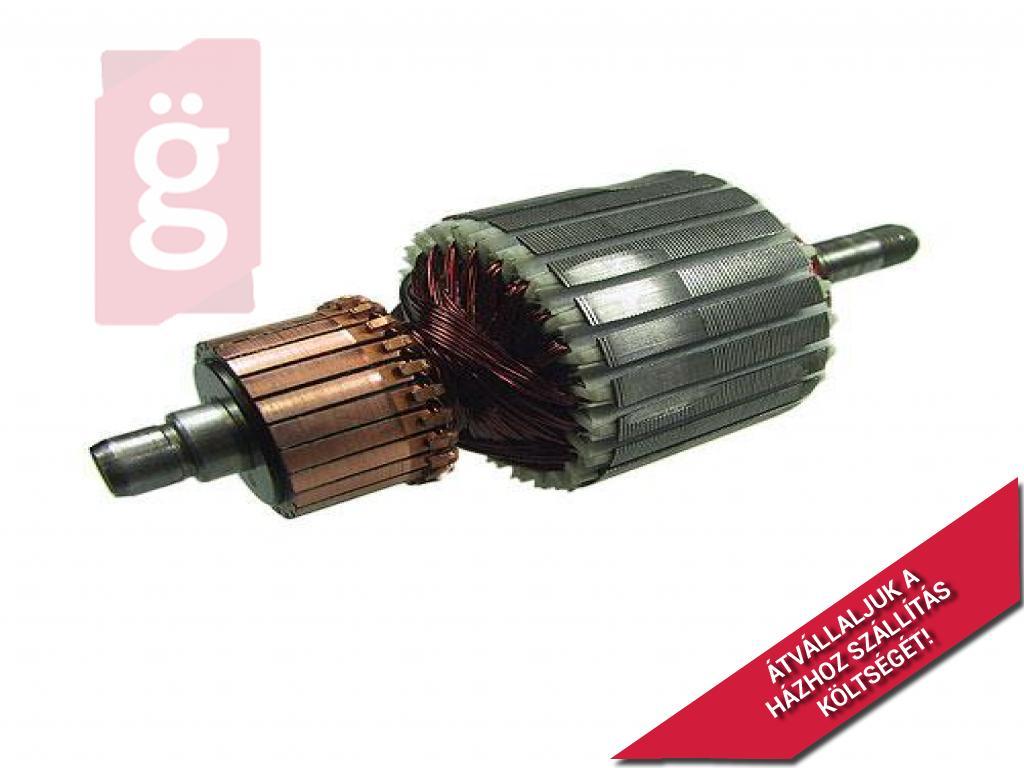Kép a(z) Zelmer Porszívó 308.3200 Porszívó Motor  Forgórész nevű termékről