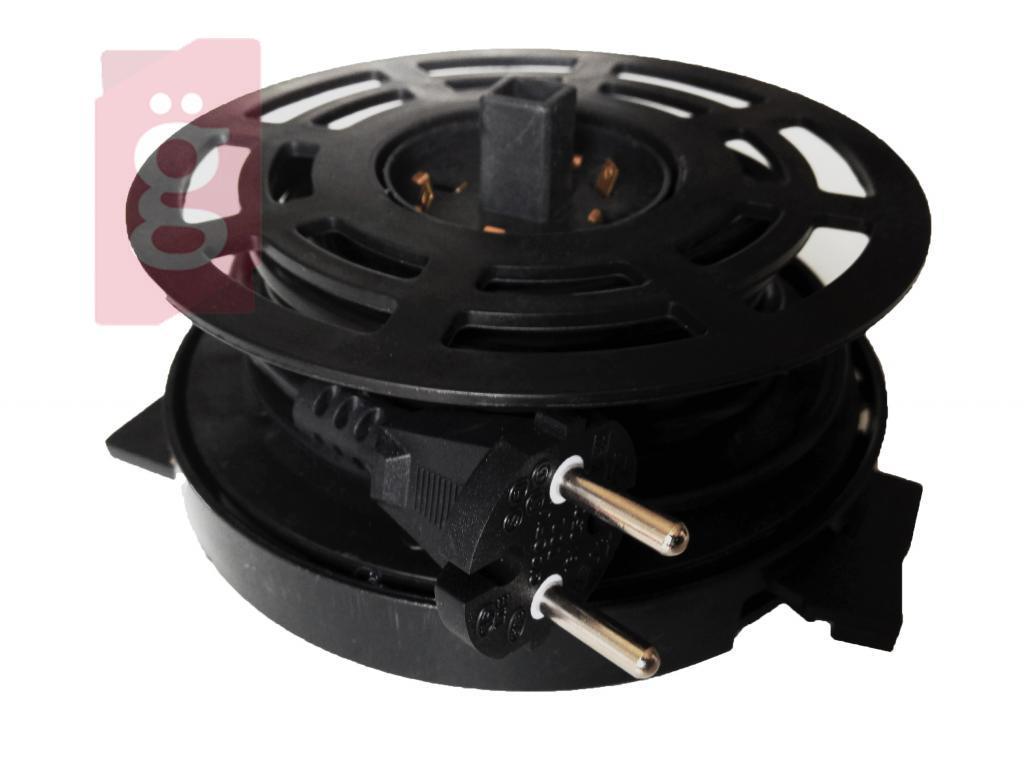 Kép a(z) Invest Irys2 Eco  AC-1106-2 Porszívó Kábelcsévélő Dob kábellel együtt nevű termékről