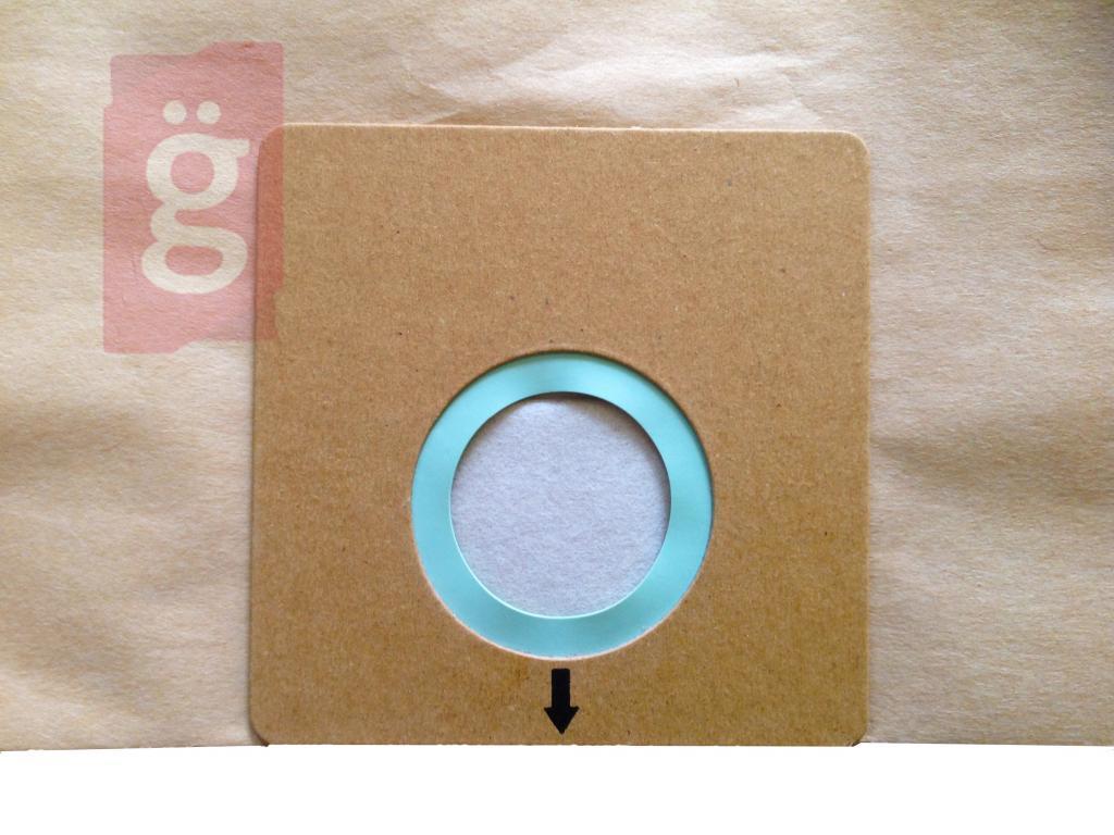 Kép a(z) IZ-UF1 Ufesa AP 8100 Gyári papír porzsák (3db+2szűrő)  nevű termékről