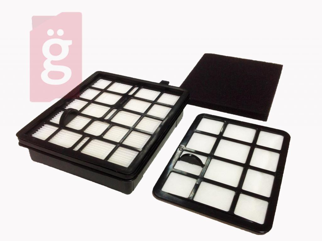 Kép a(z) Porszívó Hepa Filter/Szűrő készlet Sencor SVX004HF/ SVC 1020 Chilli Porzsívóhoz (MOSHATÓ) nevű termékről