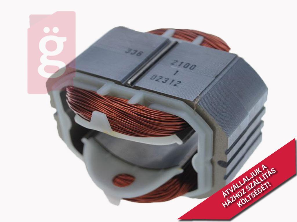 Kép a(z) Zelmer 336.2100 Porszívó Motor Állórész Wodnik 619 nevű termékről