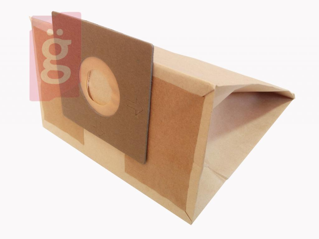 Kép a(z) IZ-Y19 Invest papír porzsák (5db/csomag) HELYETTESÍTŐ: IZ-DUO11 nevű termékről