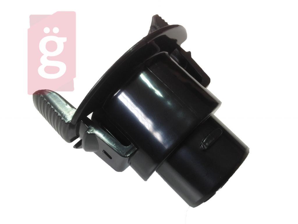 Kép a(z) Porszívó Gégecsővég / Csatlakozó Csonk Samsung VC 7400 7412 (2 bepattanófüles bajonettes) DJ6700008A nevű termékről