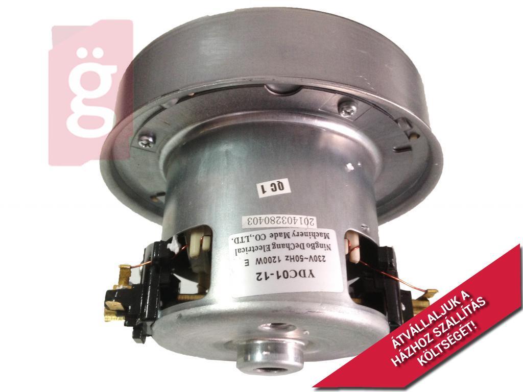 Kép a(z) Porszívó Motor Univerzális 1200W Kicsi Fémházas (115mm magas) (GA2150) nevű termékről