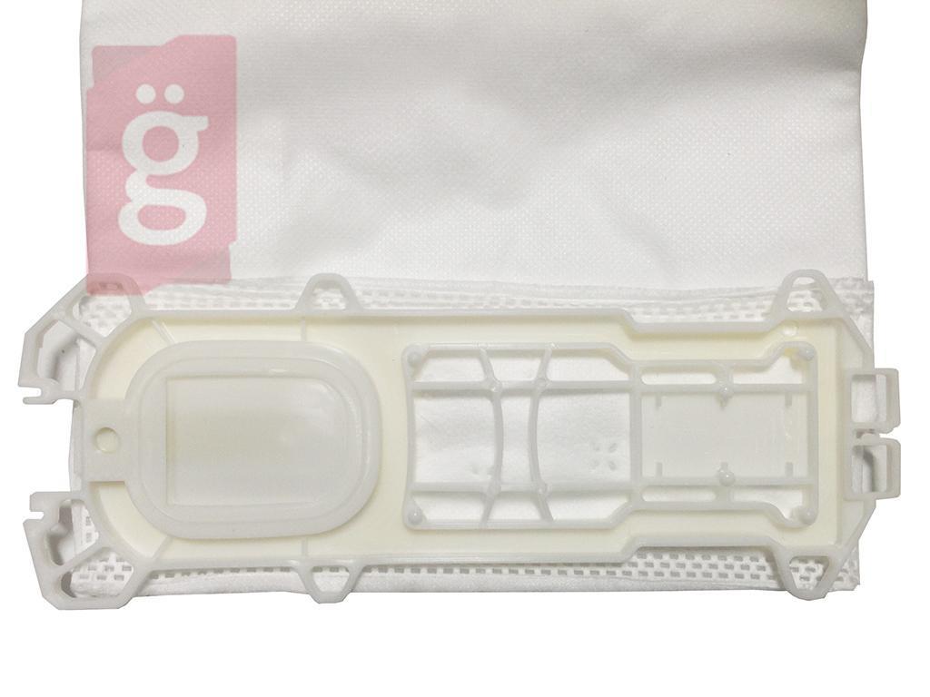 Kép a(z) IZ-VK135S.4 Vorwerk Kobold VK135/ VK136 mikroszálas porzsák (4db/csomag) nevű termékről