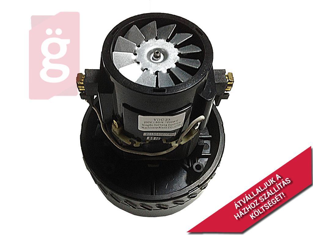 Kép a(z) Univerzális Takarítógép Motor 1200W Magas Kétlapátos (Csavaros felfogatás.) (GA2572) nevű termékről
