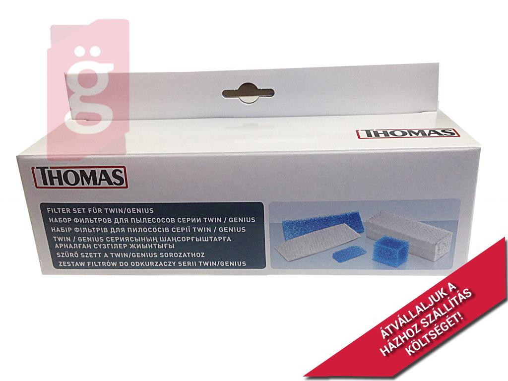 Kép a(z) Porszívó Hepa Filter készlet Thomas Twin/Génius 787203 Gyári nevű termékről