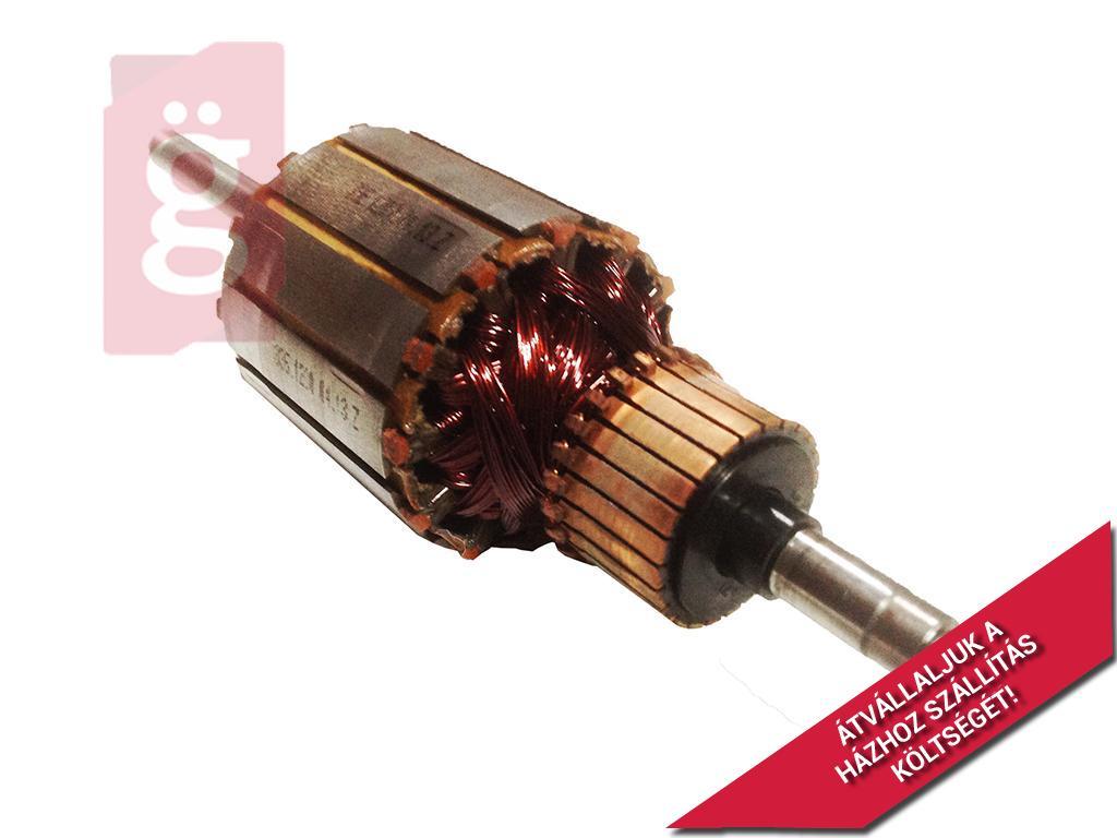 Kép a(z) Zelmer 336.1200 Porszívó Motor Forgórész Vizimanó nevű termékről