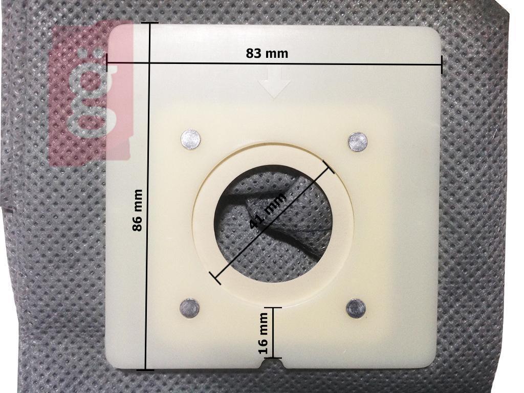 Kép a(z) IZ-Y8WP Tesco Welstar stb vászon (textil) porzsák nevű termékről