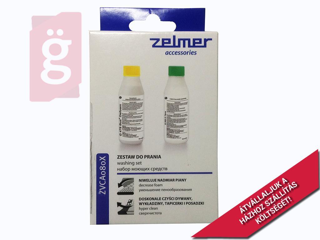 Kép a(z) Zelmer 919.0190 Takarítógép mosószett (2x100ml) Aquawelt 919 / 00312133 Gyári nevű termékről