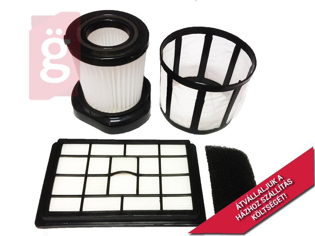 Kép a(z) Porszívó Hepa Filter / Szűrő készlet CLATRONIC BS1248/ BOMANN BS971 (4db szűrő) nevű termékről