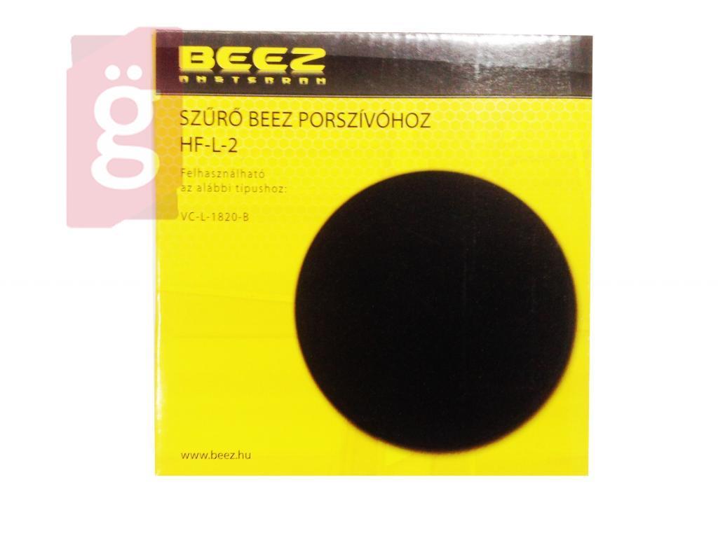 Kép a(z) Porszívó Szivacsszűrő kerek BEEZ HF-L-2 VCL 1820B Tartályba  nevű termékről