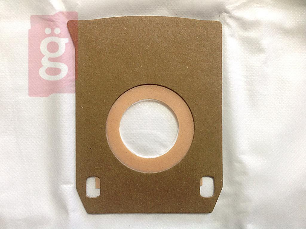 Kép a(z) IZ-ES1S Electrolux Ultaone Mini mikroszálas porzsák (4db/csomag) nevű termékről