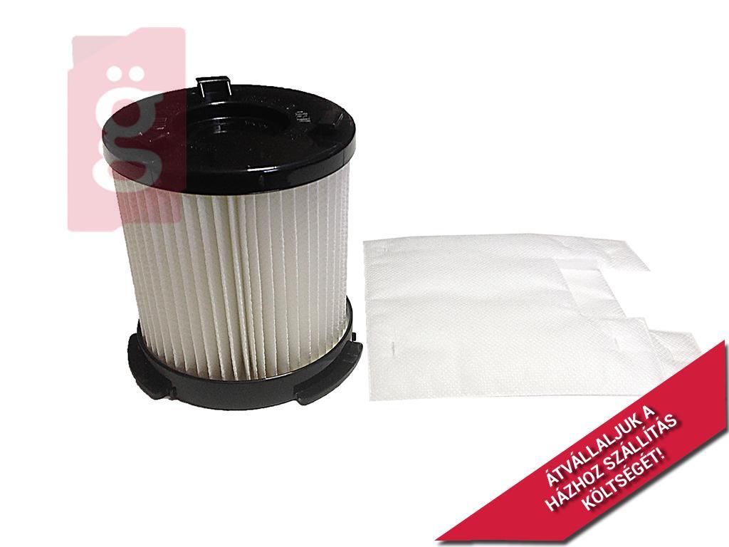 Kép a(z) Porszívó Hepa Filter AEG AVS 7400... 7499, 1800 TRIO VivaSpin / F100 9001966143 Gyári nevű termékről