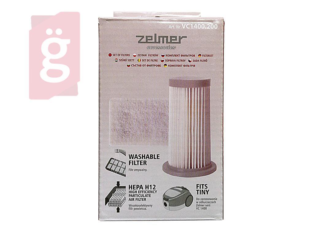 Kép a(z) Zelmer ZVCA235S / VC1400.200 Porszívó Hepa Filter 12003401 nevű termékről