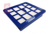 Kép a(z) Zelmer 01Z014 Porszívó Hepa Filter Voyager Twix (Kimeneti) Gyári nevű termékről