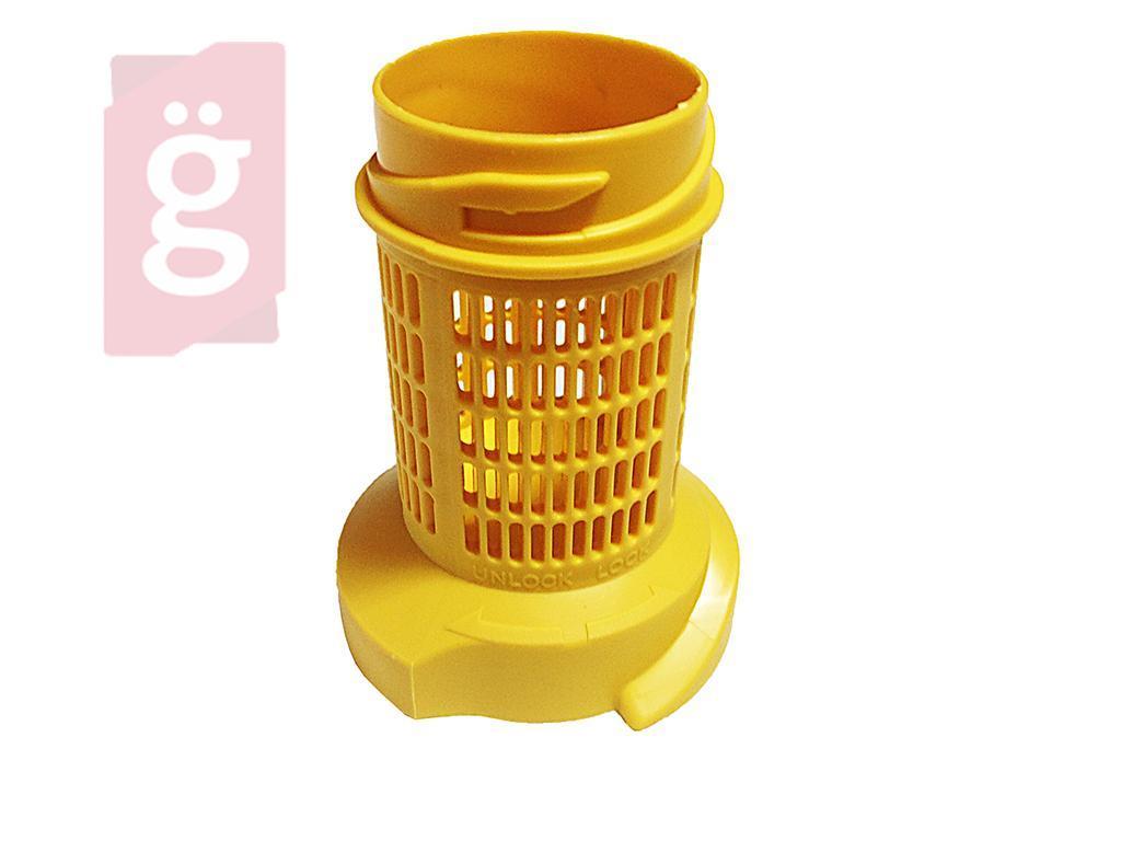 Kép a(z) Porszívó Előszűrő Ciklon Tartály Ciklonszűrő sárga Gégecsőre  Samsung DJ6400159A  (DJ9700625E Tartályhoz) nevű termékről