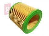 Kép a(z) Porszívó Hepa Filter / Motorvédő Szűrő hengeres KARCHER hengeres  A2004 stb.  (6.414-552.0) u.gy. nevű termékről
