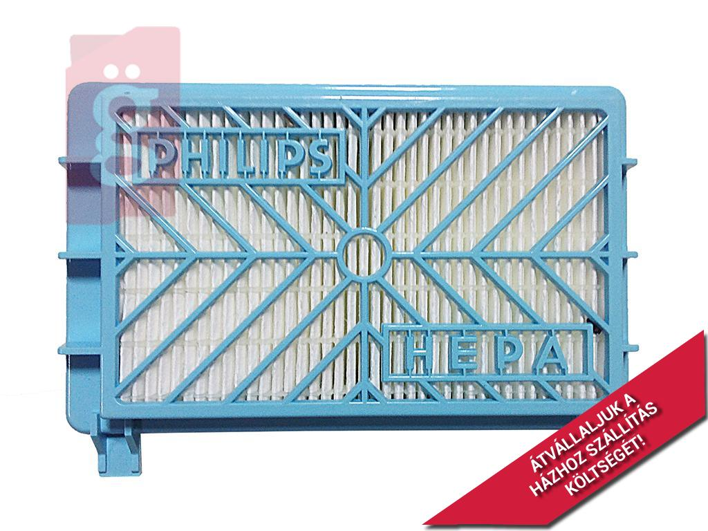 Kép a(z) Porszívó Hepa Filter Philips FC 8044 / FC 8611 H12 (Kimeneti) 432200039090 Gyári nevű termékről