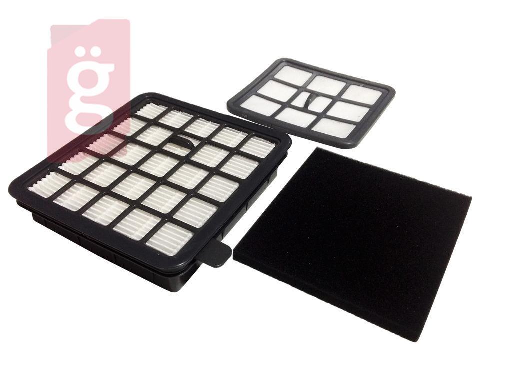 Kép a(z) Porszívó Hepa Filter/Szűrő készlet Sencor SVX017HF/ SVC 610 / SVC 611 (SVC 61x) Porszívóhoz (MOSHATÓ) nevű termékről
