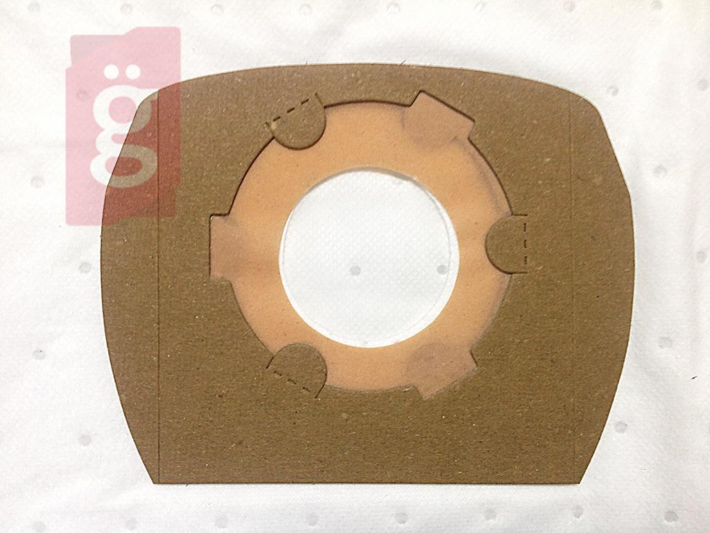 Kép a(z) IZ-UNI30S Invest Univerzális takarítógép mikroszálas porzsák (3db/csomag) Ø 52-70mm (Álló) nevű termékről