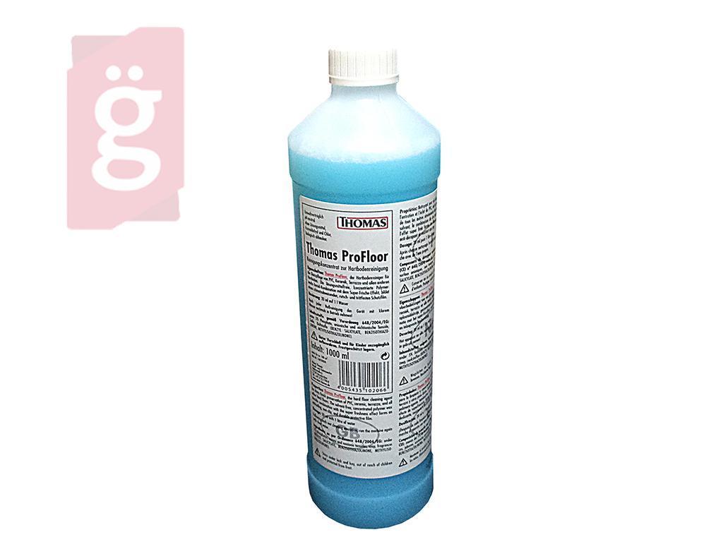Kép a(z) Thomas ProFloor tisztítófolyadék koncentrátum (PVC, Kerámia, Kő minden szilárd burkolatú padló tisztításához.) nevű termékről