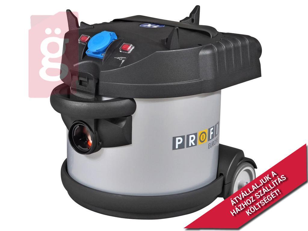 Kép a(z) PROFI EUROPE Ipari Porszívó PROFI 20.1MF Száraz-Nedves nevű termékről