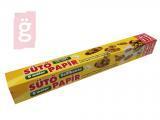 Kép a(z) ALUFIX Sütőpapír Szilikonos 8m (38cm széles) Mikróban is használható/ Max: 220°C nevű termékről