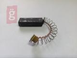 Kép a(z) 6,3x11,3x30 szénkefe rugós, közép kivezetéses (2db/csomag) nevű termékről