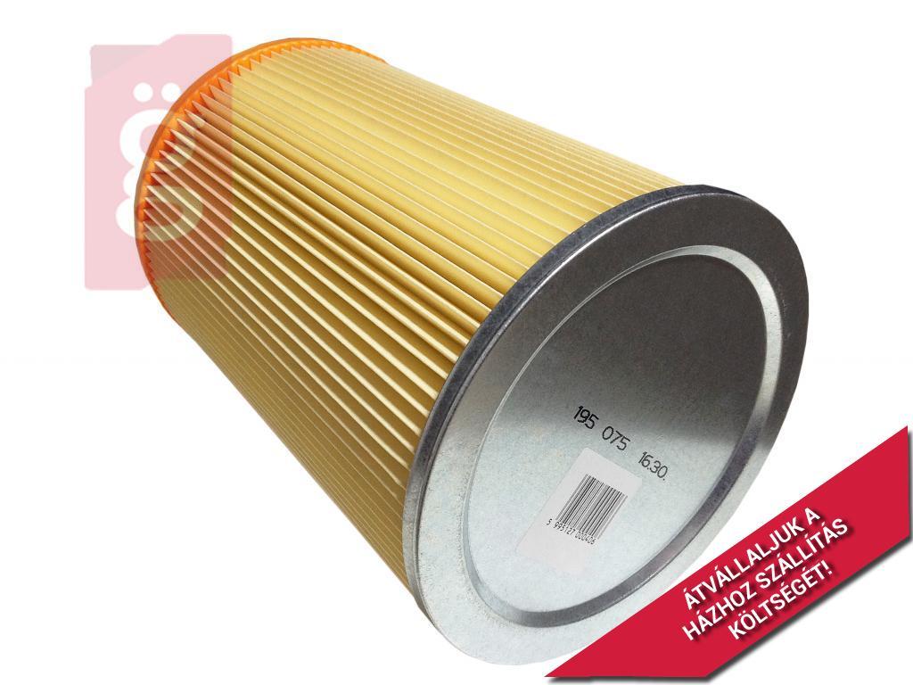 Kép a(z) Takarítógép Univerzális Extra Hepa Szűrő / Motorvédő Szűrő hengeres THOMAS 787115 nevű termékről