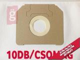 Kép a(z) IZ-K35S.10 IPARI KARCHER NT 35/1 / NT 361 mikroszálas porzsák (10db/csomag) 5 rétegű nevű termékről
