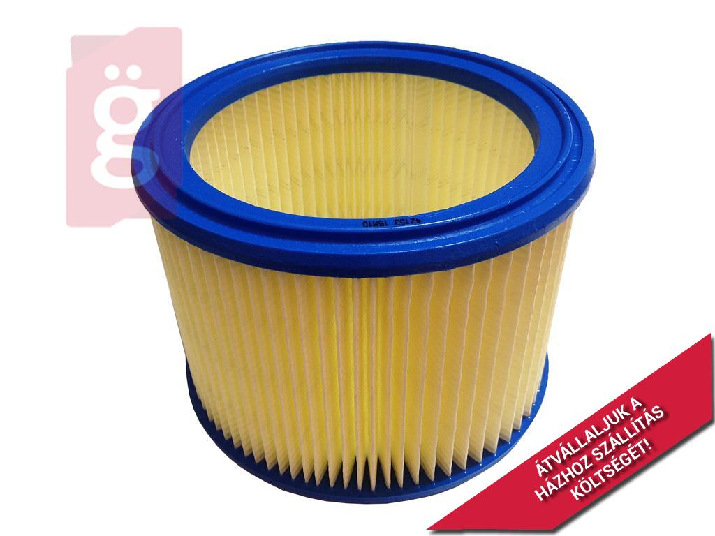 Kép a(z) Porszívó Hepa Filter / Motorvédő Szűrő hengeres Nilfisk ALTO 11753 nevű termékről