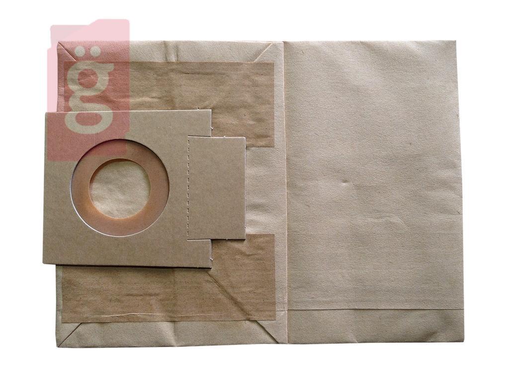 Kép a(z) IZ-XTS125 DELONGHI XTS 120-125E papír porzsák (5db/csomag) nevű termékről