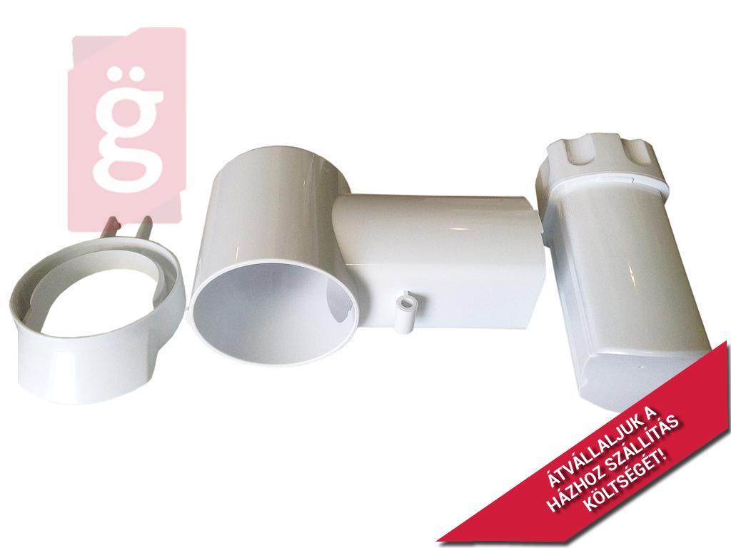 Kép a(z) Zelmer 986 Húsdaráló Reszelő Test Gömbölyű Komplett Szett 12011263 nevű termékről