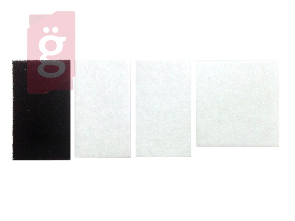 Kép a(z) Porszívó Mikrofilter Szett ETA *410 ASTRO / *411 APOLLO 970766000 nevű termékről