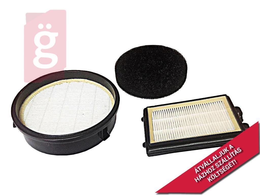Kép a(z) Porszívó Hepa Filter / Szűrő készlet Electrolux / AEG  EF112B 9001683052 Hellyettesíti: EF112ONLINE 9001680231 Gyári nevű termékről