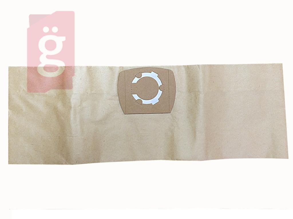 Kép a(z) IZ-UNI20F Univerzális takarítógép papír porzsák (5db/csomag) Ø 52-70mm (Fekvő) nevű termékről