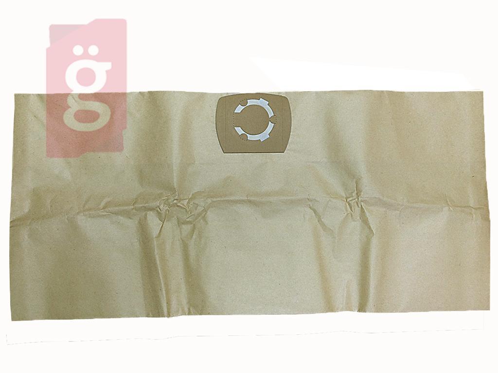 Kép a(z) IZ-UNI30F Univerzális takarítógép Kompatibilis papír porzsák (5db/csomag) Ø52-70mm (Fekvő) nevű termékről