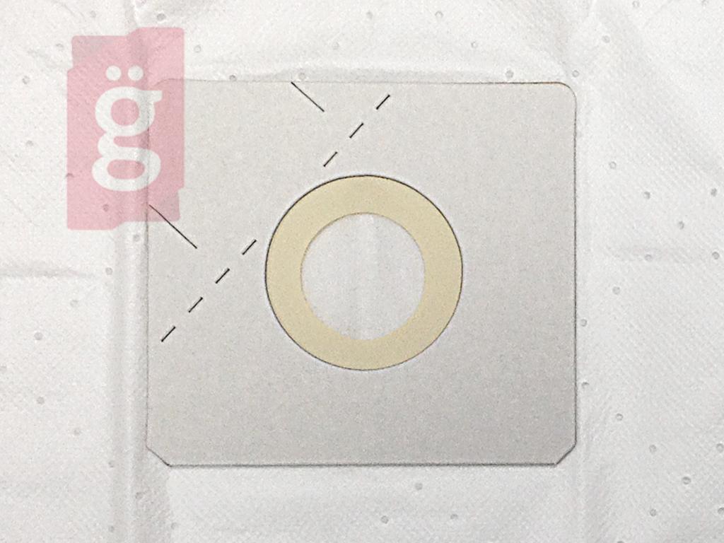 Kép a(z) IZ-SVC660/670S Sencor SVC660 Corso / SVC670 Delta Gyári mikroszálas porzsák (5db+2filter/csomag) nevű termékről