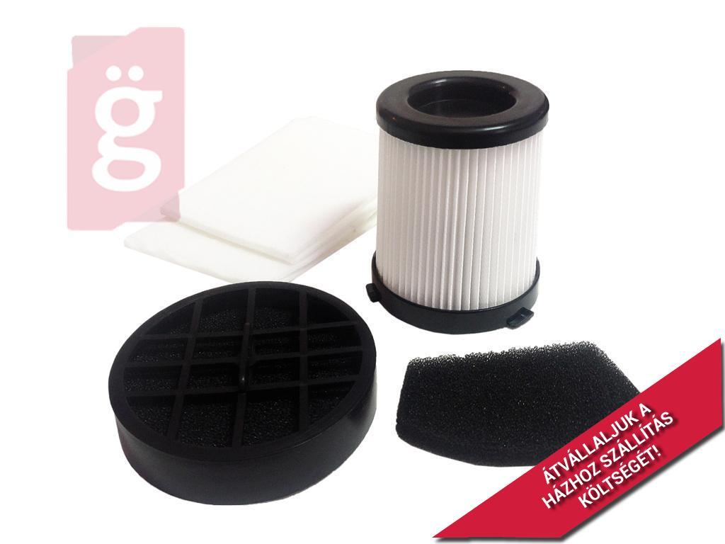 Kép a(z) Porszívó Hepa Filter / Szűrő készlet Dirt Devil Centrixx TS M 2610 / 2613 / 2610001 Gyári nevű termékről