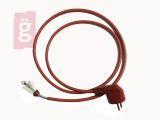 Kép a(z) Grillsütő Comfort-11 Minigrill (Partygrill) Hálózati kábel/ Bekötő kábel/ Tápkábel (Vezeték) nevű termékről