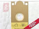 Kép a(z) IZ-NI4S.10 IPARI Nilfisk GD 110 mikroszálas porzsák (10db/csomag) 5 rétegű nevű termékről