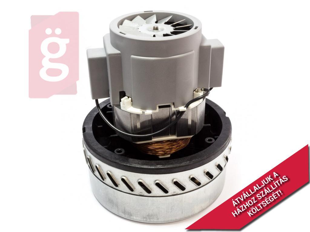 Kép a(z) Univerzális Takarítógép Motor AMETEK 1000W Magas Kétlapátos (Csavaros felfogatás.) (GA4423) nevű termékről