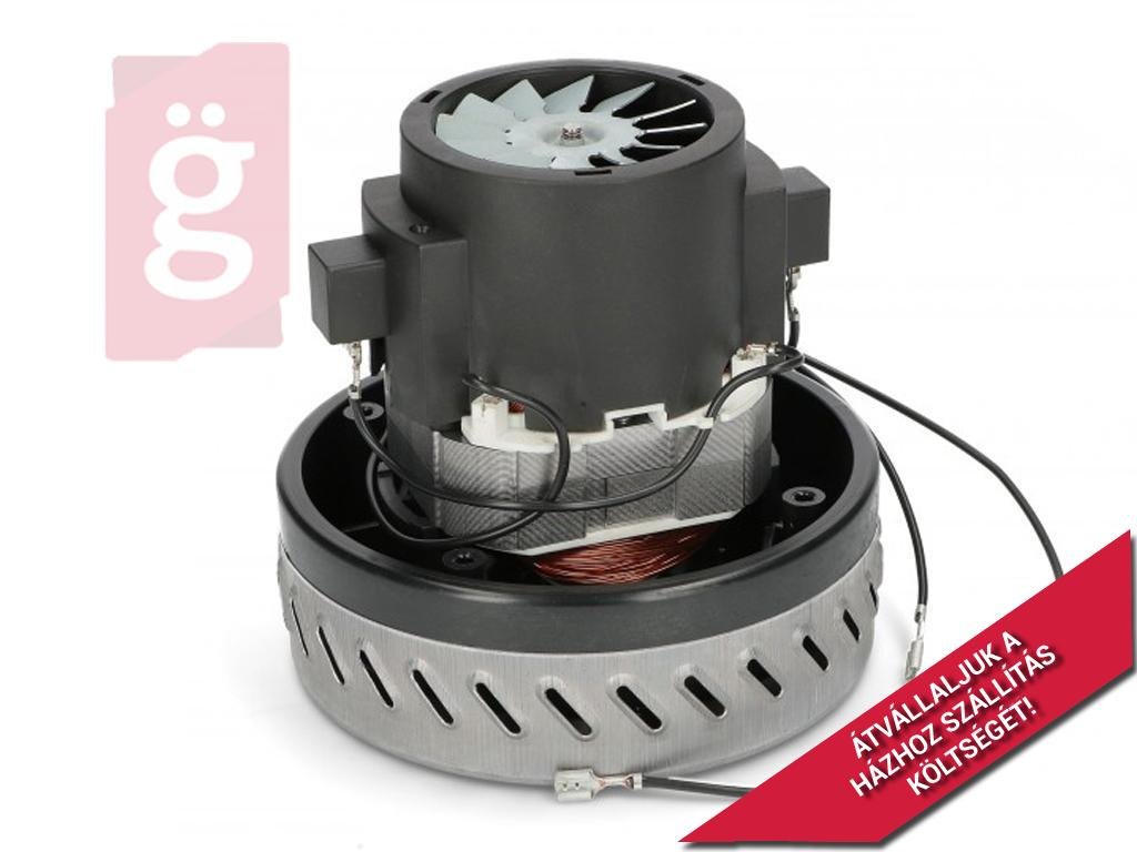 Kép a(z) Univerzális Takarítógép Motor AMETEK 1000W Alacsony Egylapátos (Csavaros felfogatással.) (GA4424) nevű termékről