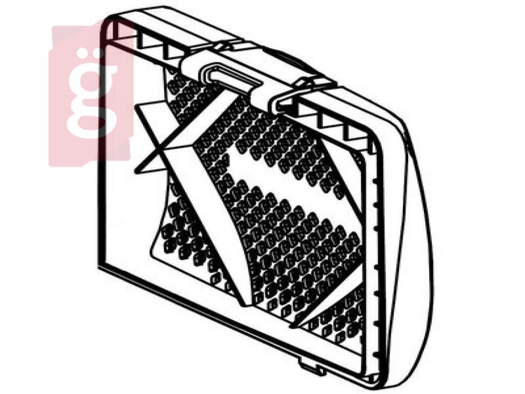 Kép a(z) Porszívó Szűrőtartó Rács  Samsung SC 5450 / SC 54F0 /  SC 54J0 DJ6400907A (Kimeneti) nevű termékről