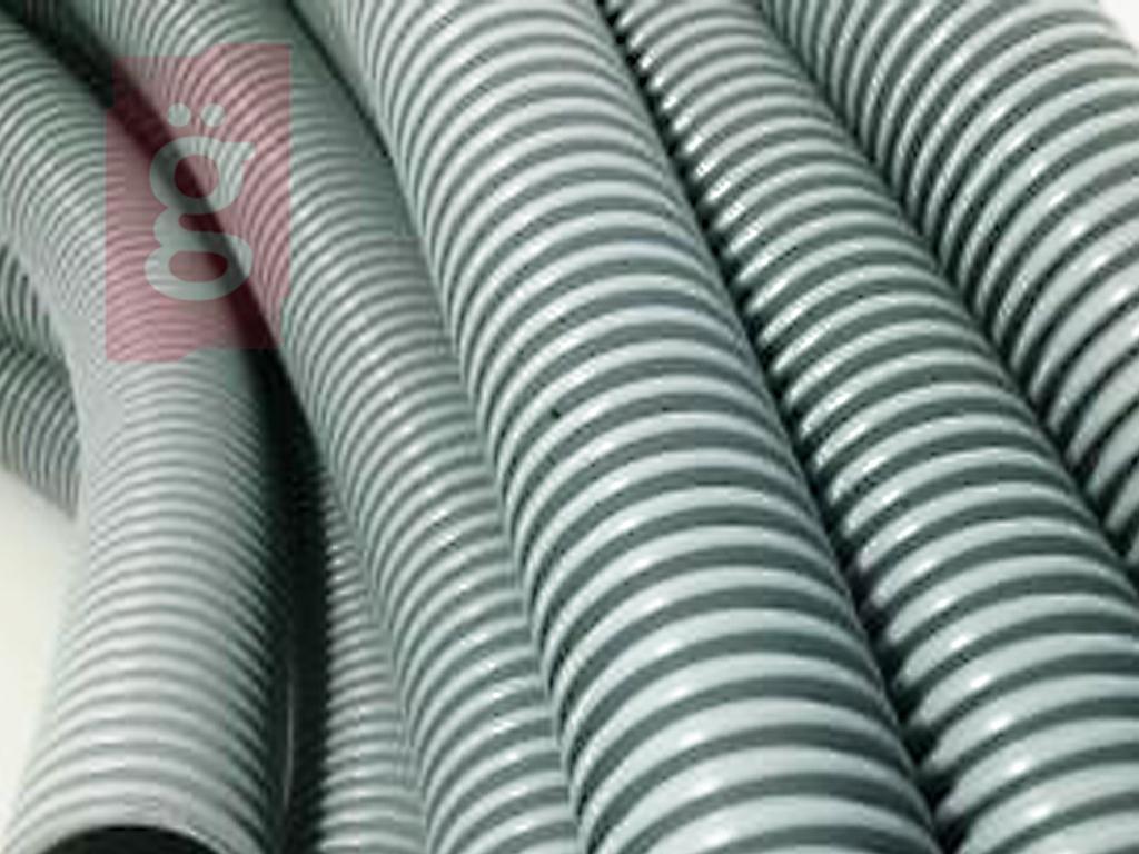 Kép a(z) Porszívó Gégecső IPARI szereletlen Prémium kategóriás / lépésálló / szakadásbiztos 32mm (1 folyóméter) nevű termékről