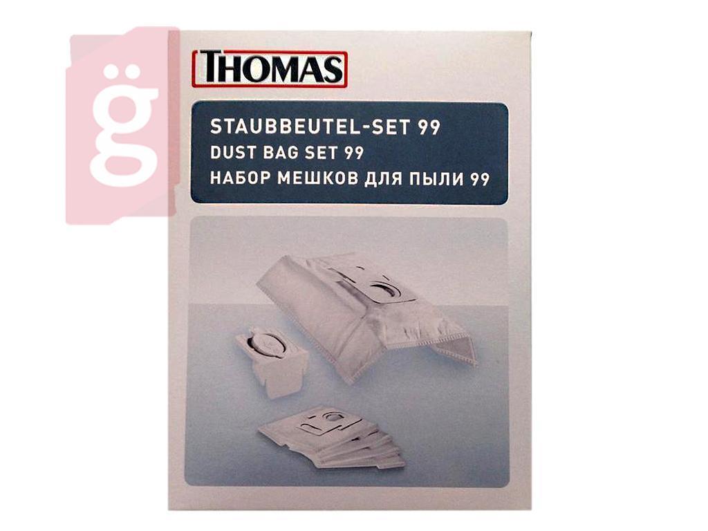 Kép a(z) IZ-TO2GYS THOMAS Aqua+... GYÁRI mikroszálas porzsák(5db+1porzsáktartó/csomag) 787243 nevű termékről