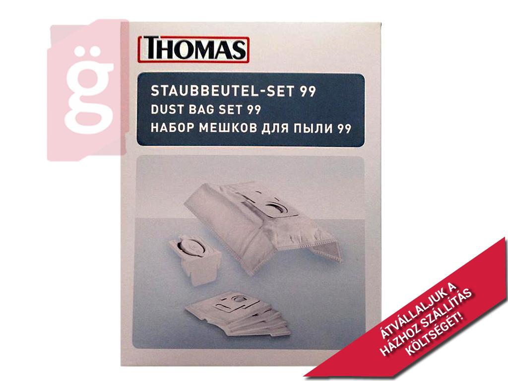 Kép a(z) IZ-TO2 THOMAS Aqua+... GYÁRI mikroszálas porzsák(5db+1porzsáktartó/csomag) 787243 nevű termékről